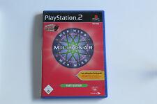 Sony Playstation 2 PS2 Spiel Wer wird Millionär Party Edition