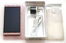 Posh ICON PRO HD X551 Factory Unloced Smartphone Dual Sim Rose Gold PLEASE READ!