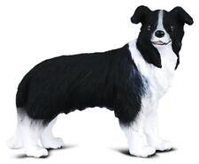 Breyer Horses Corral Pals Border Collie Dog #88010 Black and White Herding Dog