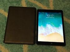 Apple iPad Air 2 64GB, Wi-Fi, 9.7in - Space Gray W/ CASE BUNDLE