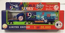 MIB Limited Edition White Rose N.Y. Yankees 1999 World Series Champions Truck