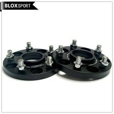 2pc 15mm Hubcentric Wheel Spacers 5x114.3 CB64.1 for Honda Civic HRV & Acura MDX