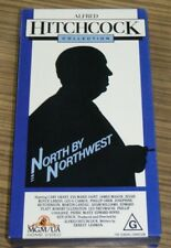 VHS Movie - Alfred Hitchcock Collection: North By Northwest