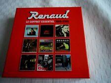 COFFRET CD  RENAUD  LE COFFRET ESSENTIEL  1985-2009
