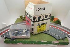 60950 1 BOX OF 4 SCX ANALOG 1/32 SLOT CARS  WILLIAMS F-1 BMW FW23 N #5