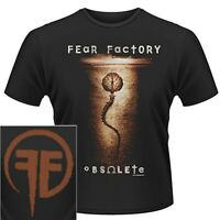 Fear Factory Obsolete Shirt S M L XL XXL Official T-Shirt Metal Band Tshirt New
