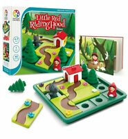 Smart Games Little Red Riding Hood Logic Educational Travel Game Toy Kids Brain