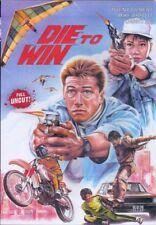 War City Die To Win DVD AVV standard edition Phillip Ko 1987 Taiwan
