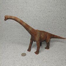 Schleich Brachiosaurus D-73527 Dinosaur Brown Figure 2011 Rare