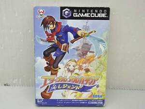 Gamecube Skies Legends of Arcadia