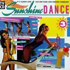 Sunshine Dance 3 (1993, Arcade) Stars on 45, Bronski Beat, Mory Kante, Pe.. [CD]