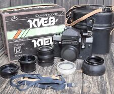 Kiev 60 TTL MC Volna 3 F/2.8-80MM Medium Format Film Camera in BOX