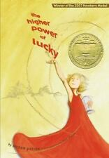 The Higher Power of Lucky by Susan Patron (2006, Hardcover)