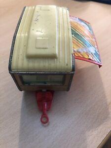 Corgi Toys Caravan 490, rare colour