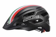 Casco Bici SALICE STELVIO ITA Nero/BIKE HELMET SALICE STELVIO ITA italia black