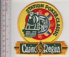 First Nation Indian Casino Saskatchewan Regina Station Poker Classic Canada