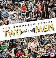 Due E Un Mezza Uomo Stagioni 1 A 12 Collezione Completa DVD Nuovo (1000573851)