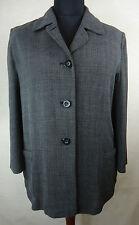 Karierte Damenjacken & -mäntel im Sonstige Jacken-Stil mit Polyester für Business