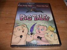 Pig Tales: The Faulty Falcon & C'mon Now, Try! (DVD 2008) Films For Families NEW