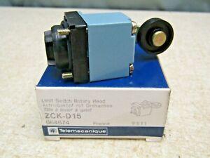 Telemecanique ZCK-D15 Limit Switch Head