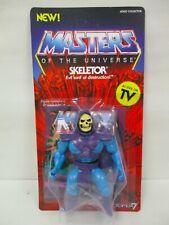 """2018 Motu Vintage Collection Masters Of The Universe Super7 5.5"""" Skeletor Moc"""