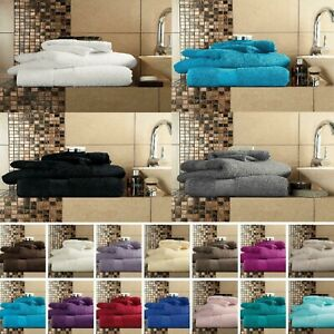 Miami Luxurious 100% Egyptian Cotton Towels 700 GSM Extra Thick Absorbent & Soft