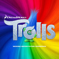 Various Artists : Trolls CD (2016) ***NEW*** Incredible Value and Free Shipping!