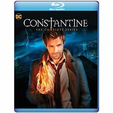 Blu Ray CONSTANTINE the complete TV series. Region free. New sealed.