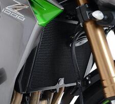 Kawasaki Z750S 2007 R&G Racing Radiator Guard RAD0090BK Black