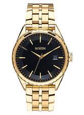 NEW Nixon A934 2042 Minx Gold Men's Stainless Steel Watch