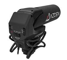 Azden Smx-15 Powered Shotgun Video Microphone - Black