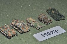 10mm Segunda Guerra Mundial vehículos alemanes (como Foto) (15024)