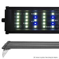 Beamswork DA 6500K LED Aquarium Light 0.50W Freshwater Plant 24 30 36 48 72