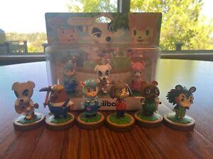 Nintendo Animal Crossing Amiibo Lot (Cards and figures)