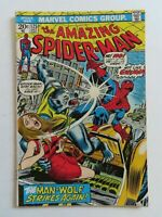 Amazing Spider-man #125, FN 6.0, 2nd Appearance of Man-Wolf