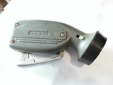 Vintage-Russian ELECTRIC-dynamo-hand-Torch-Backelite-USSR