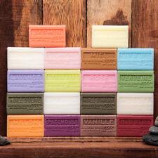 FRENCH SOAP, SAVON DE MARSEILLE 60G, WIDE RANGE OF NATURAL ORGANIC SHEA BUTTER