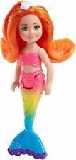 Barbie Dreamtopia Mermaid Rainbow Cove Chelsea Orange Hair Doll