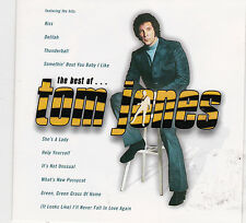 CD 22T TOM JONES THE BEST OF 1997