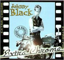 Johnny Black Extra Chrome CD - Great Neo Rockabilly Australia - Brand New Sealed
