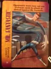 Marvel Overpower Powersurge Mr. Fantastic Object Bounce X2 NrMint-Mint Card