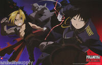 POSTER :TV:  FULLMETAL ALCHEMIST - ACTION -   FREE SHIPPING !   #3420   LW21 O