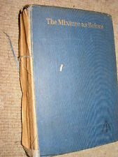 The Mixture As Before by W. Somerset Maugham HB 1940 1st edition tatty and worn
