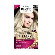 * Schwarzkopf Napro Palette Hair Colouring 10-1 Ultra Light Ash Blonde