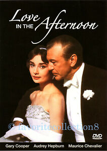 Love in the Afternoon (1957) - Gary Cooper, Audrey Hepburn (Region All)