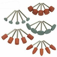 25 Pcs Abrasive Grinding Stone Bits for Dremel Rotary Tool Drill Column T Shapes