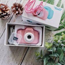 camara de fotos y video niño/bebe en color rosa