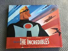 Fe The Art of the Incredibles by Mark Cotta Vaz (2004, Hardcover, Anniversary)