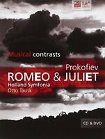 Otto Tausk - Prokofiev - Romeo and Juliet [CD + DVD]