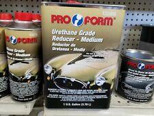 LOW VOC Medium Urethane Reducer, One Gallon